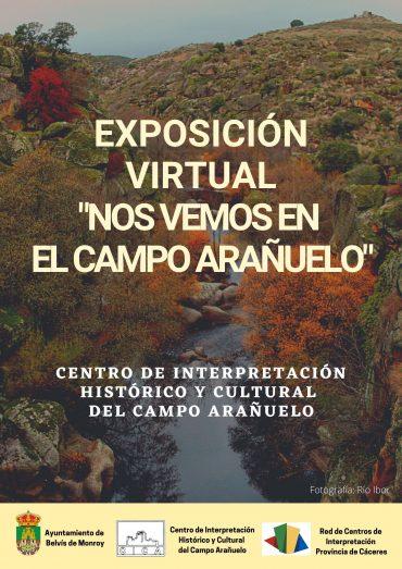 Cartel Expo Nos Vemos en el Campo Arañuelo